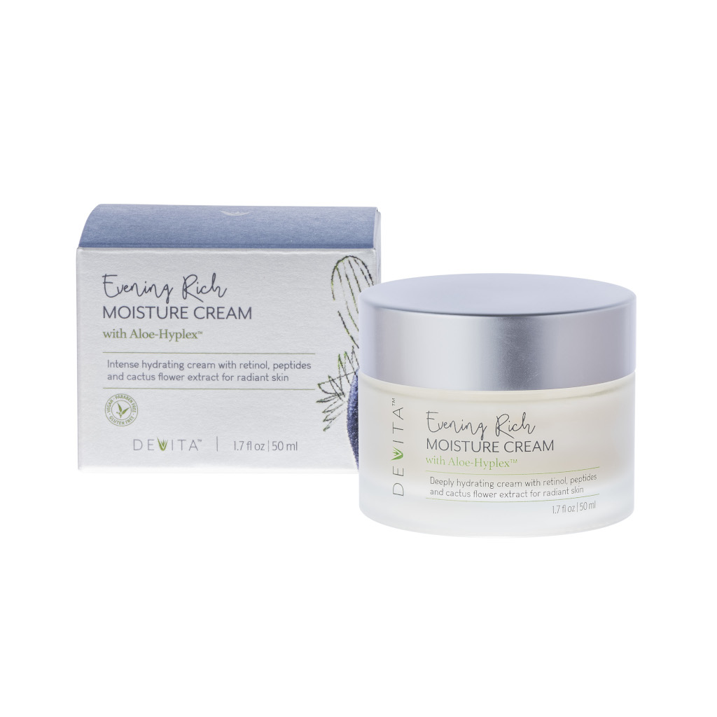 Evening Rich Moisture Cream