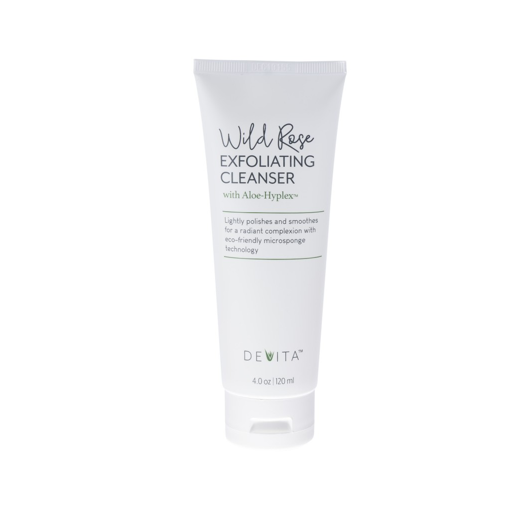 Wild Rose Exfoliating Cleanser