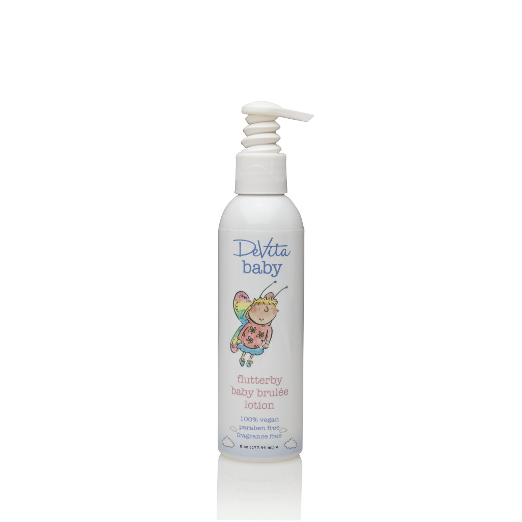 Flutterby Baby Brulee Lotion