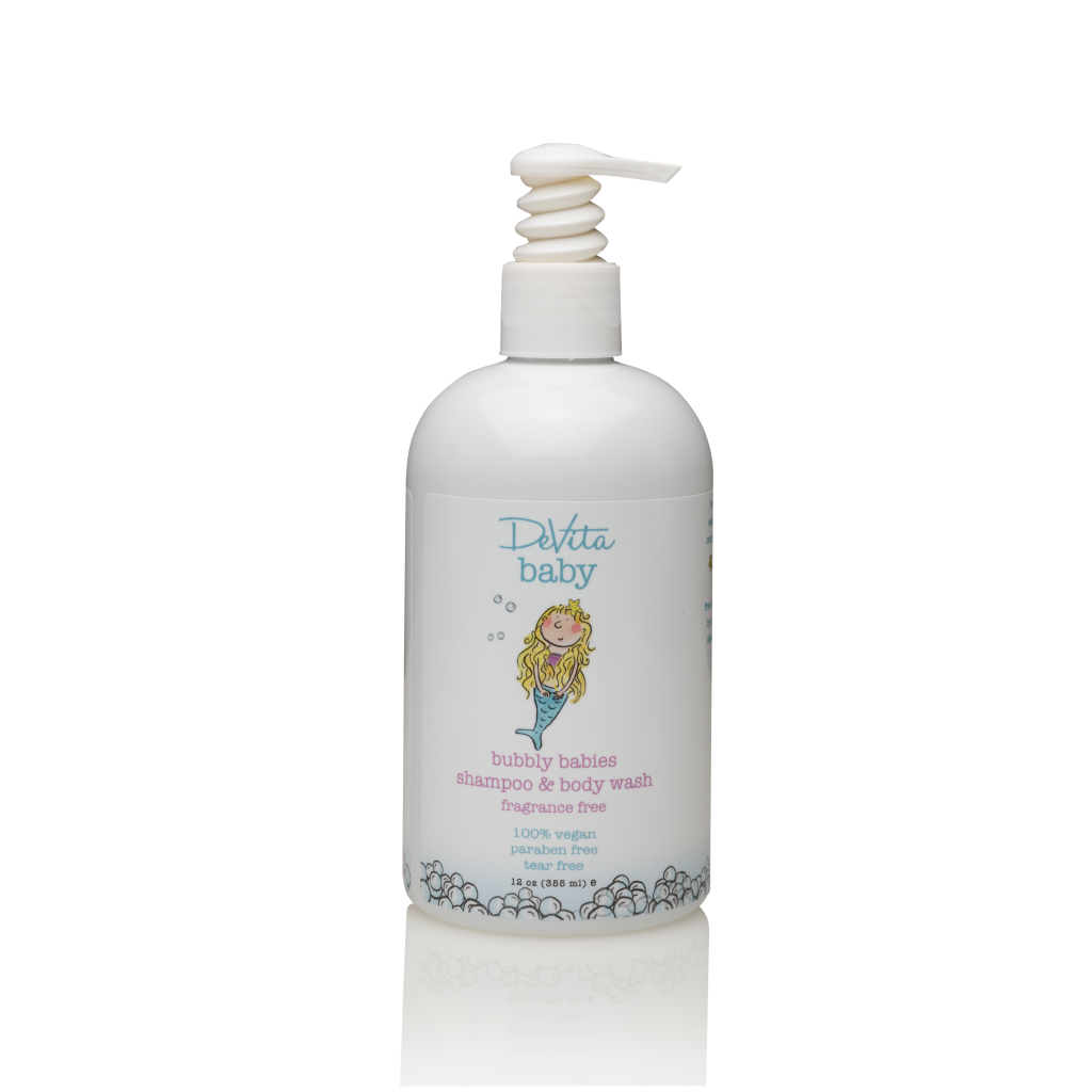 Bubbly Babies Bodywash and Shampoo | Fragrance Free | 12oz